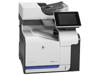 HP LaserJet Enterprise 500 color MFP M575dn (CD644A)